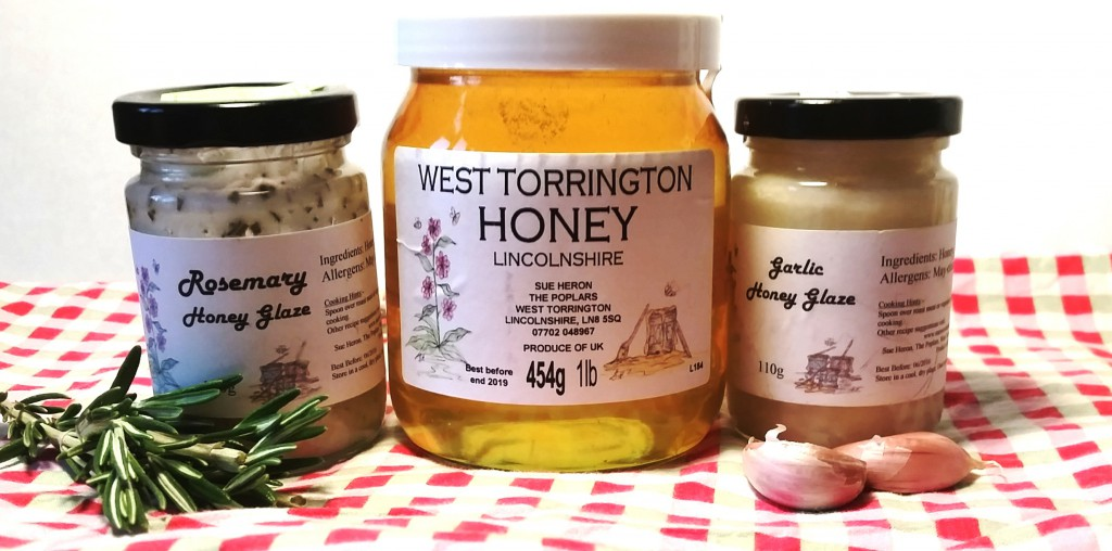our honey products handmade in Lincolnshire